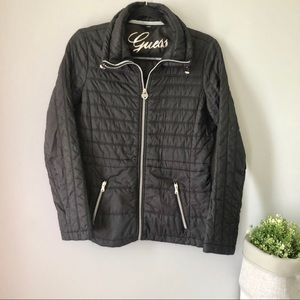 Guess l Quilted Puffer Jacket l Small